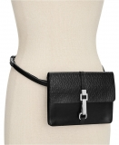 Ledvinka Michael Kors Embossed Logo Belt Bag
