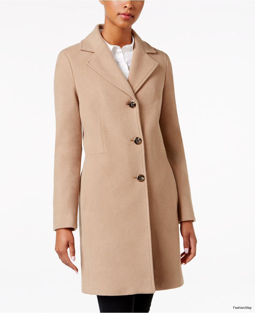 Kašmírový kabát Calvin Klein Walker Coat  4568ff2bab