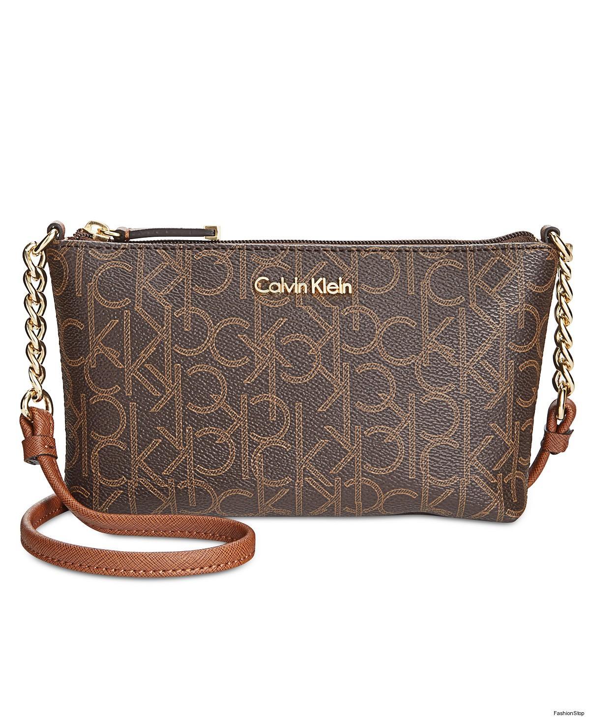Kabelka Calvin Klein Hayden Chain Crossbody  b2fdc2cb0d8