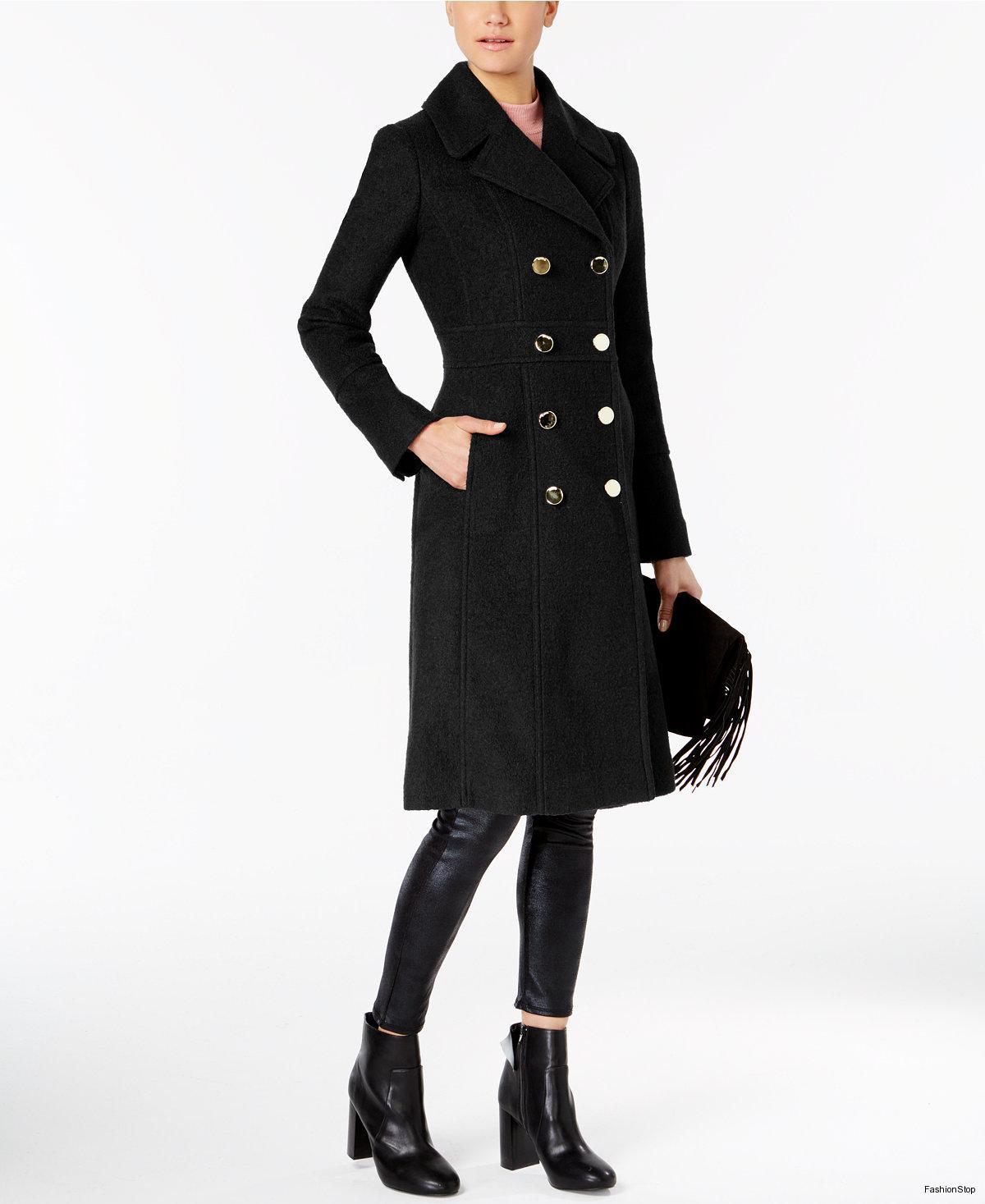b5623a10b Dámský kabát Guess Peacoat | Fashion stop