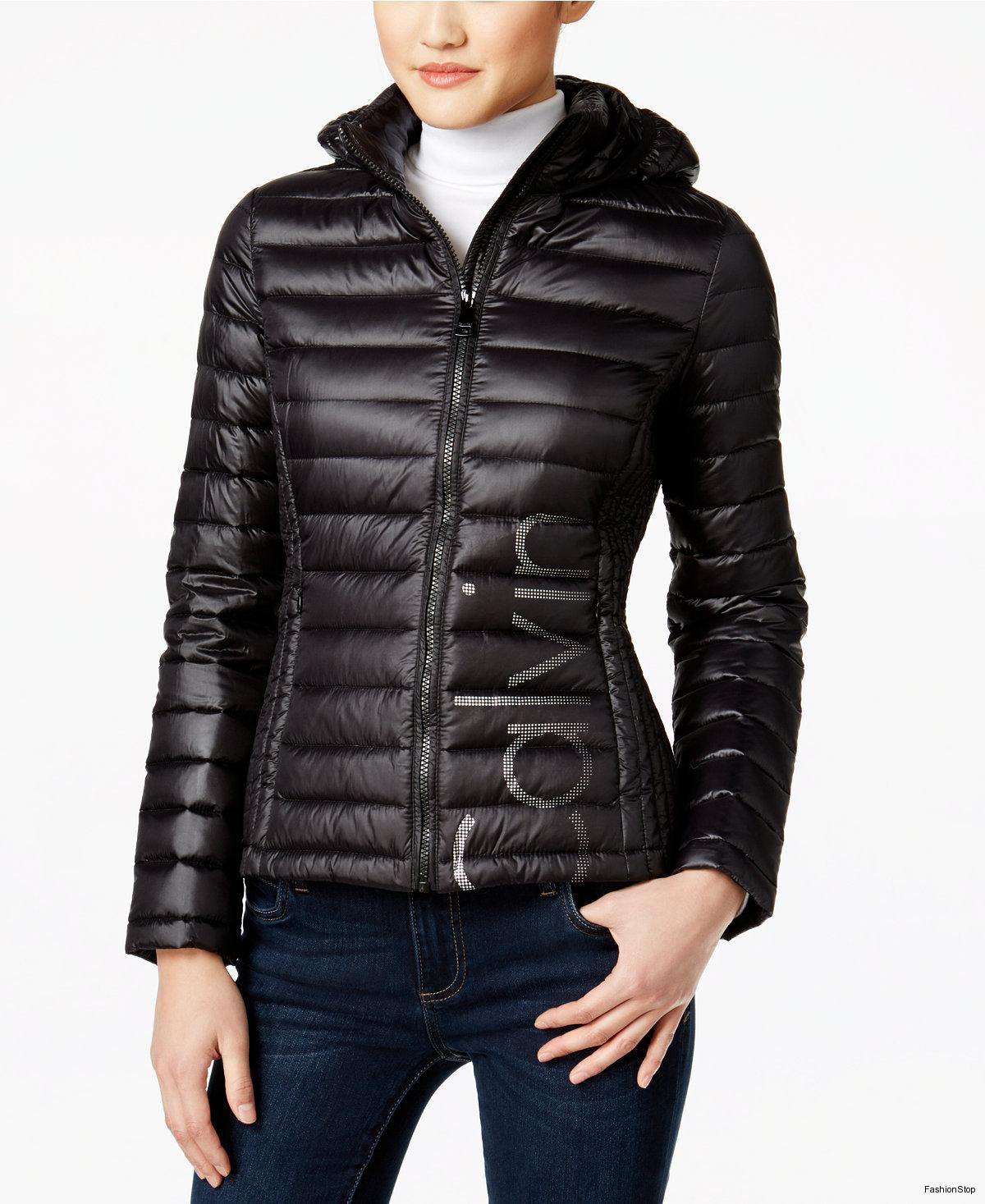 9d38de10e3 Dámská bunda Calvin Klein Logo Jacket