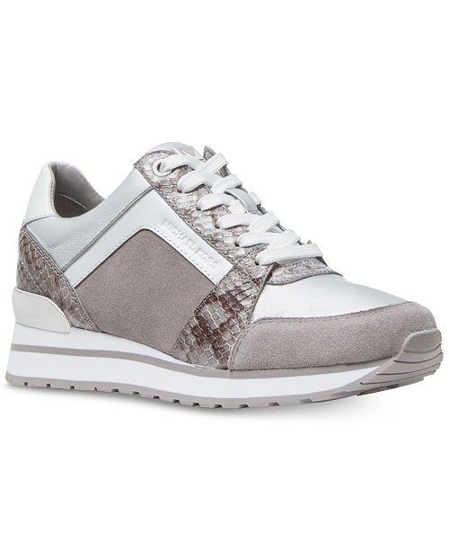 c6208cd5f3d6a Tenisky Michael Kors Billie Sneakers | Fashion stop
