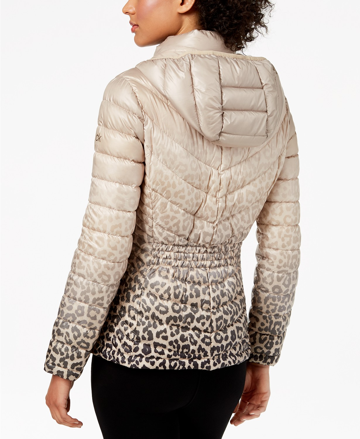 Dámská bunda Calvin Klein Packable Puffer Jacket