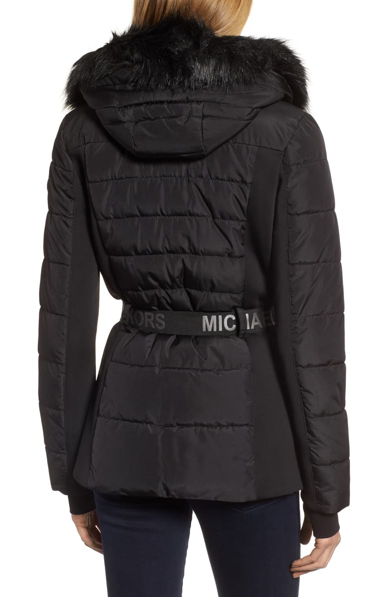 Bunda Michael Kors Active Belted Jacket