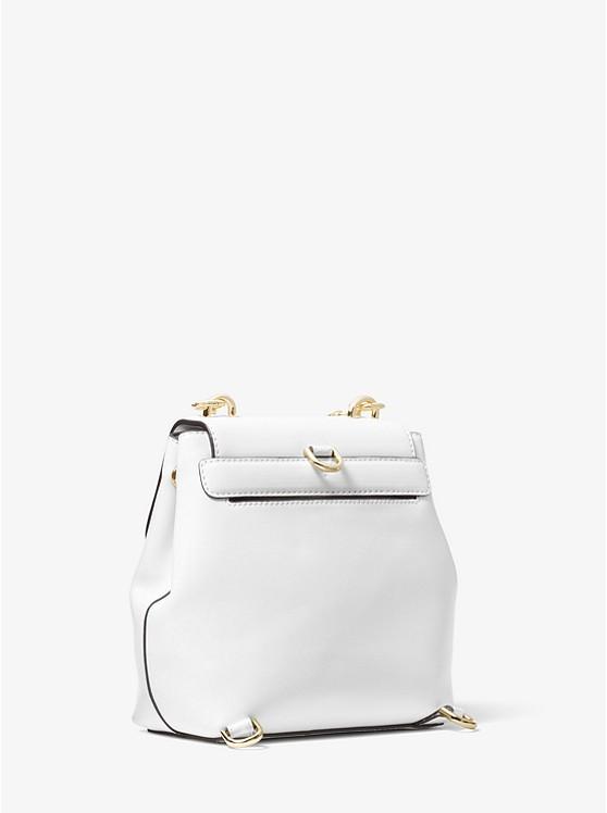 b0016bc1ed Kompletní specifikace · Ke stažení · Související zboží · Parametry. Luxusní  kožený dámský batoh Michael Kors Mott Extra Small Backpack.