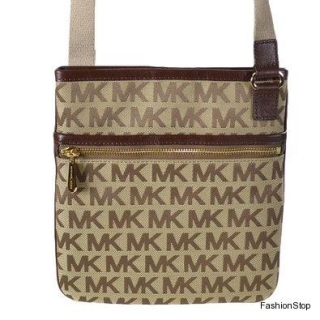 Kabelka Michael Kors Jet Set Signature Large Crossbody