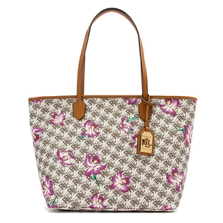 Kabelka Lauren Ralph Lauren Ashley Tote