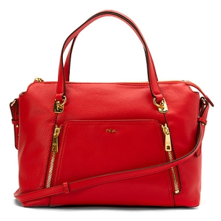 Kabelka Ralph Lauren Arley Medium Satchel