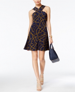 Šaty Michael Kors Flare Dress