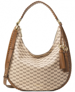 Kabelky Michael Kors Lauryn Large Logo Bag