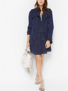 Kabát Michael Kors Trench coat