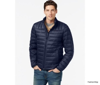 Pánská bunda Tommy Hilfiger Packable Jacket