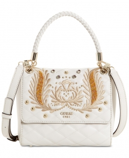 Kabelka Guess Alessia Top Handle Crossbody