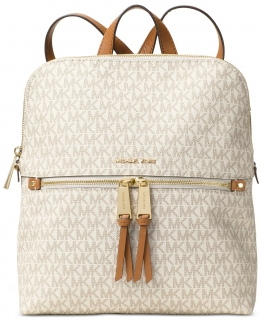 Batoh Michael Kors Rhea Slim Backpack
