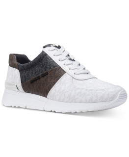 Tenisky Michael Kors Allie Leather Sneakers