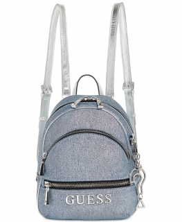 45a7282c7c1 Dámský batoh Guess Manhattan Mini Backpack empty