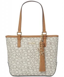 Kabelka Calvin Klein Claire Signature Tote
