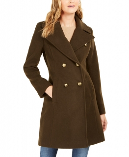 Kabát Michael Kors Double Breasted Coat