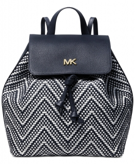 Batoh Michael Kors Junie Chevron Backpack