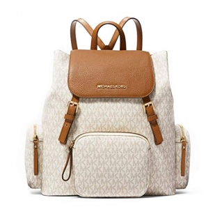 Batoh Michael Kors Abbey Signature Backpack
