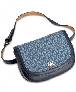 Ledvinka Michael Kors Denim Belt Bag