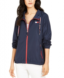 Dámská bunda Tommy Hilfiger Hooded Jacket