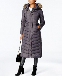 Dámská maxi bunda Michael Kors Down Coat